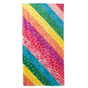 Jumping Beans Animal Striped Beach Towel