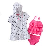 Carter's Flamingo 3-pc. Tankini Set- Baby