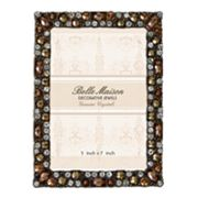 Enchante Accessories Belle Maison Jeweled 5 x 7 Frame