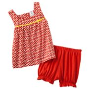 Carter's Diamond Top and Shorts Set - Baby