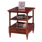 Leick Furniture Tiered End Table
