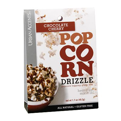 Urban Accents Chocolate Cherry Popcorn Drizzle