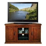 Leick Furniture Burnished TV Stand