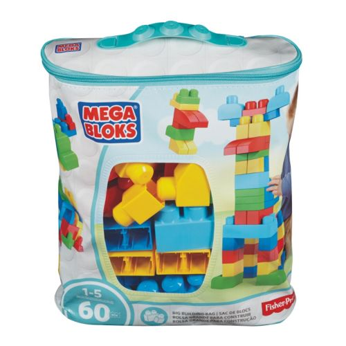 Mega Bloks First Builders Big Building Bag - Red