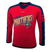 Reebok Florida Panthers Colorblock Tee - Boys 8-20