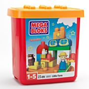 Mega Bloks Little Farm Playset