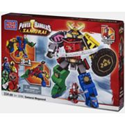 Power Rangers Samurai Megazord Set by Mega Bloks