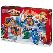 Power Rangers Super Samurai Set by Mega Bloks