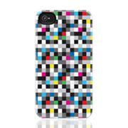 Aimee Wilder Pixel iPhone 4 Cell Phone Case