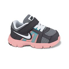 Nike Dual Fusion Athletic Shoes - Toddler Girls