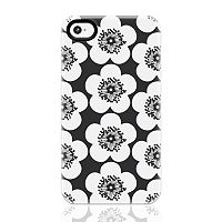 Aimee Wilder Pop Floral iPhone 4 Cell Phone Case