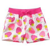 Jumping Beans Strawberry Shorts - Baby