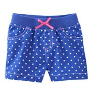 Jumping Beans Heart Shorts - Baby