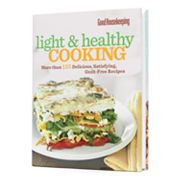 Kohl's Cares Good Housekeeping Light and Healthy Cooking Cookbook