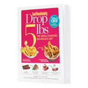 Kohl's Cares Heather K. Jones Good Housekeeping Drop 5 lbs!: The Small Changes, Big Results Diet Book