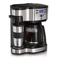 Hamilton Beach Two-Way Coffee Brewer