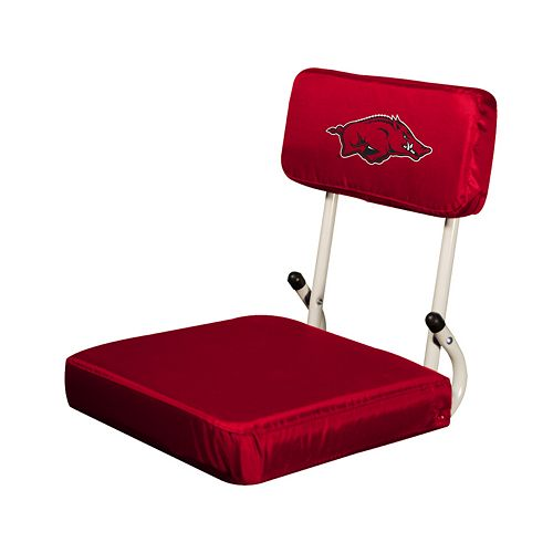 Arkansas Razorbacks Hardback Seat