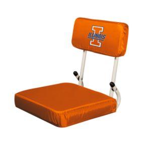 Illinois Fighting Illini Hardback Seat