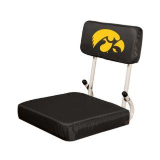 Iowa Hawkeyes Hardback Seat