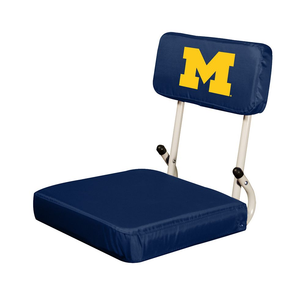 Michigan Wolverines Hardback Seat