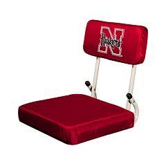 Nebraska Cornhuskers Hardback Seat