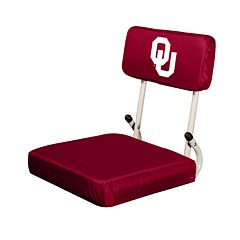 Oklahoma Sooners Hardback Seat