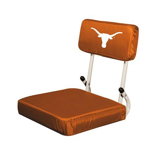 Texas Longhorns Hardback Seat