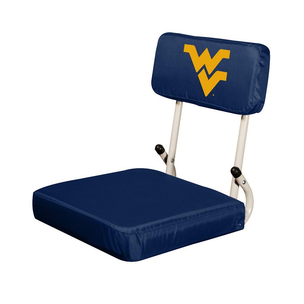 West Virginia Mountaineers Hardback Seat