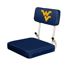 West Virginia Mountaineers Hardback Seat
