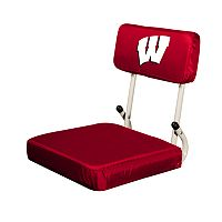 Wisconsin Badgers Hardback Seat
