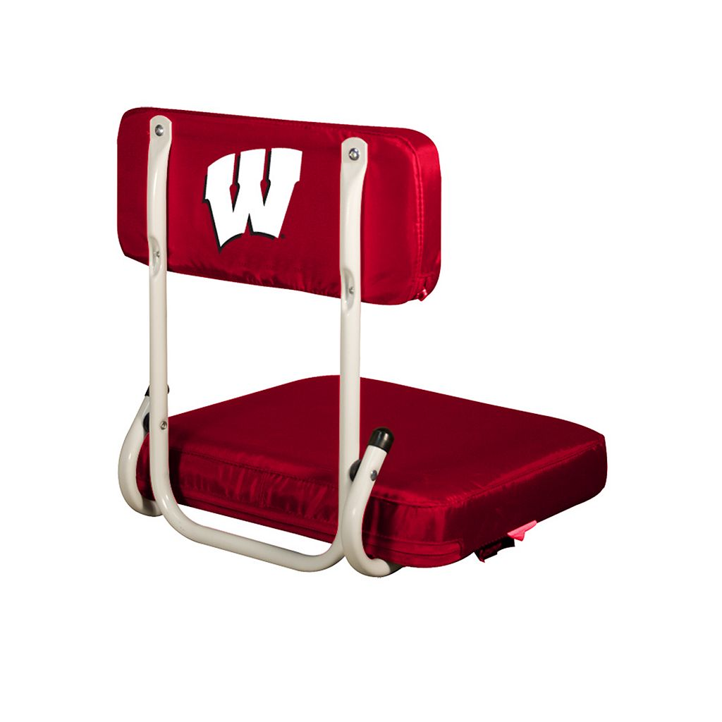 Wisconsin Badgers Hardback Seat