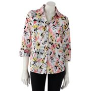212 Collection Floral Shirt