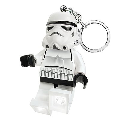 LEGO Star Wars Storm Trooper Key Chain LED Light