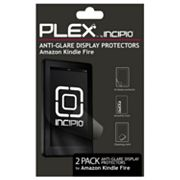 Incipio PLEX 2-pk. Kindle Fire Anti-Glare Screen Protectors