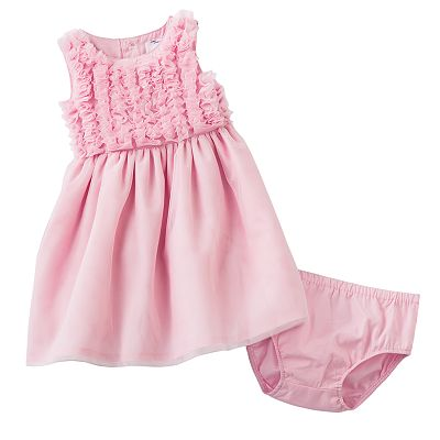Carter's Ruffle Dress - Baby
