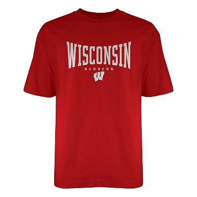 Wisconsin Badgers Tee - Men