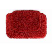 Garland Shag Nylon 2 pc Bath Rug Set