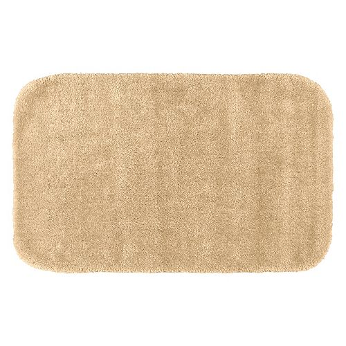 Garland Deco Plush Nylon Bath Rug - 24'' x 40''