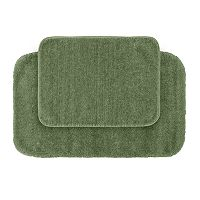 Garland Deco Plush 2 pc Bath Rug Set