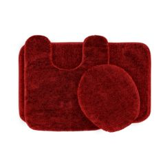 Red Bath Rug Sets Bath Rugs Mats Bathroom Bed Bath Kohls