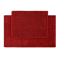 Garland Reflections Nylon 2-pc. Bath Rug Set