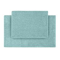 Garland Reflections Nylon 2 pc Bath Rug Set
