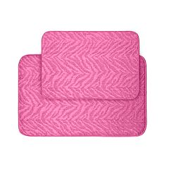 Garland My Crib Zebra 2-pc. Bath Rug Set