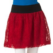 Stooshy Floral Skirt - Juniors