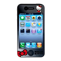 Spectra Hello Kitty 2-pk. iPhone 4 Screen Protectors