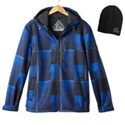 ZeroXposur Plaid Performance Softshell Jacket - Men