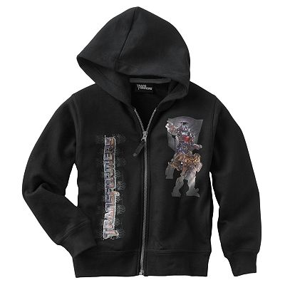 Transformers Fleece Hoodie - Boys 4-7