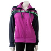adidas Switch Hooded Tricot Jacket