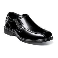 Nunn Bush Bleeker Street Kore Men's Slip-On Dress Shoes