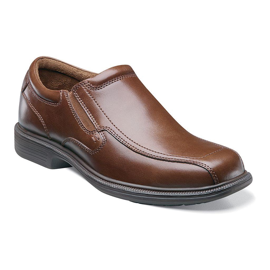 Nunn Bush Bleeker Street Kore Men's Slip-On Dress Shoes